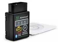 OBD2 ELM327 v2.1 Bluetooth mini Диагностический сканер-адаптер