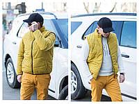 Куртка трансформер мужская  турецкая плащевка, фото 1