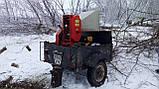 Дробилка веток Киев Аренда.Измельчитель веток, фото 4