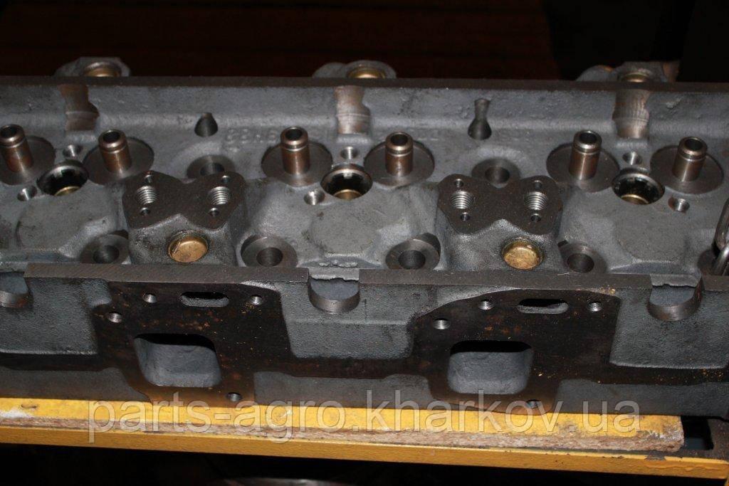 Головка(нова) блоку циліндрів ЯМЗ-236 в зборі (старого зразка)