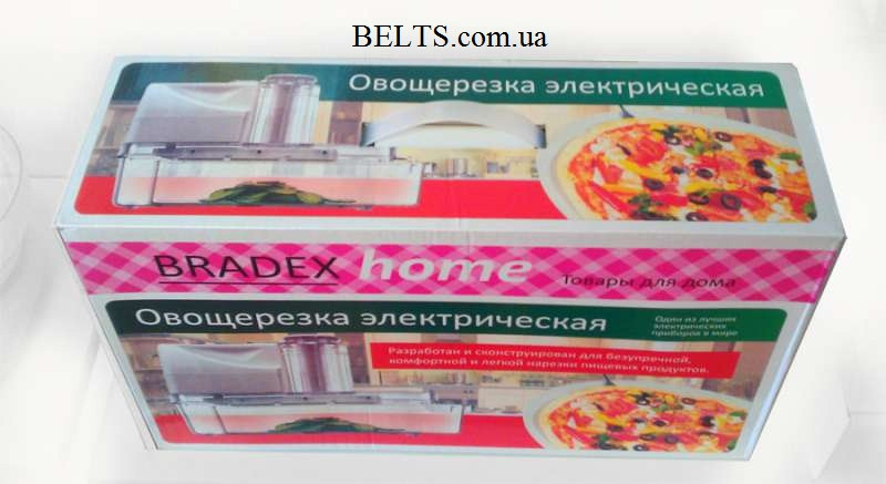 Кухонная овощерезка Катюша, электрический измельчитель продуктов katusha (vegetable cutter)