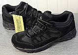 Кроссовки тактические Miltec Squad 2,5 inch черные, фото 5