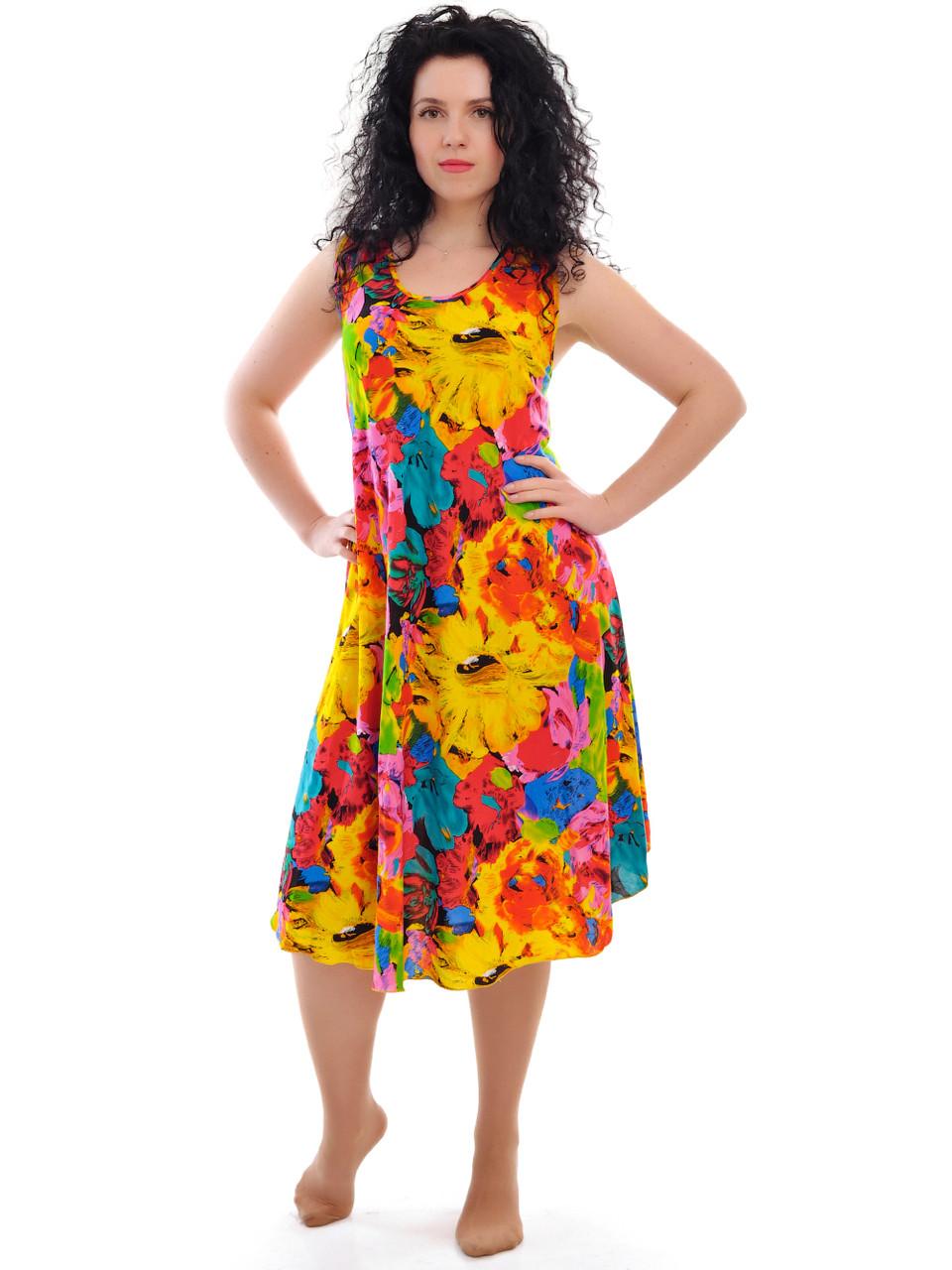 Женское летнее платье 1231-3