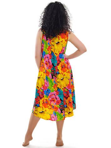 Женское летнее платье 1231-3, фото 2