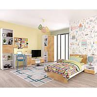 Детская спальня Вуд (комплект мебели в детскую)