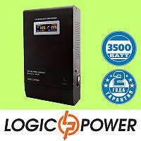 ИБП с правильной синусоидой LogicPower LPY-W-PSW-5000VA+ (3500W) 10A/20A 48V для котлов и аварийного