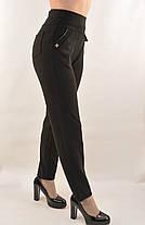 Брюки женские в деловом стиле - большие размеры, фото 2