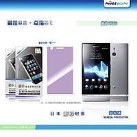 Защитная пленка Nillkin для Sony Xperia P (LT22i)0 матовая