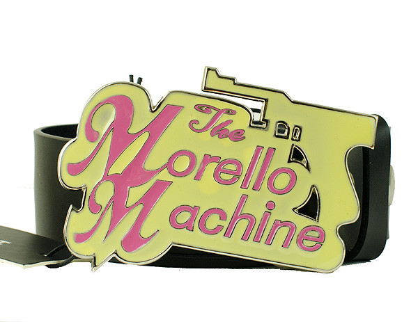 "Ремень кожаный Frankie Morello ""Morello Machine"""
