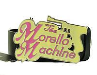"Ремень кожаный Frankie Morello ""Morello Machine"", фото 1"