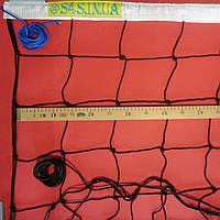 Волейбольная сетка  «ЭЛИТ 15» черно-белая, фото 1