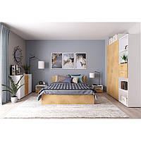 Спальня Вуд 2 (комплект мебели в спальню)