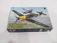Сборная модель самолета Messerschmitt Bf-109E-7B, масштаб 1:72