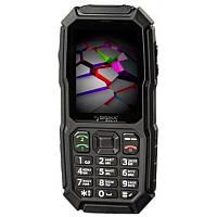 Мобильный телефон Sigma X-treme ST68 Dual Sim Black/Yellow