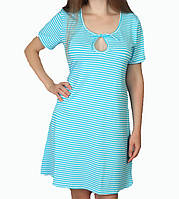 Ночнушка одежда для дома беременным и для кормления в роддом