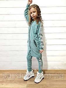 """Спортивный костюм """"Fashion"""" для девочек в расцветках. БЛ-3-0319"""