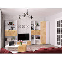Гостиная Вуд (комплект мебели в гостиную)