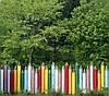 Заборы для детской площадки