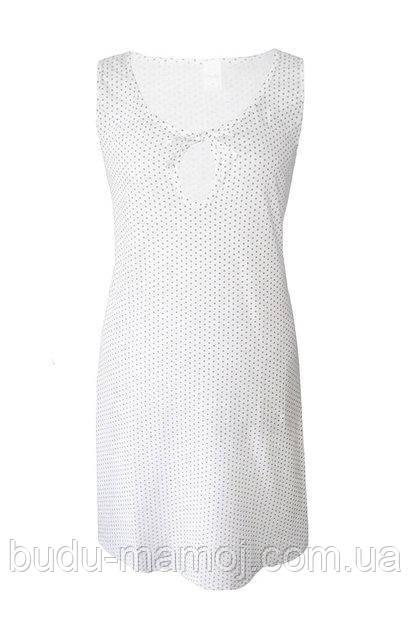 Выгодно! Ночная рубашка для кормления грудью и беременным в роддом хлопок 56 размер