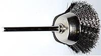 Щётка проволочная для Dremel (колокол) d - 30мм