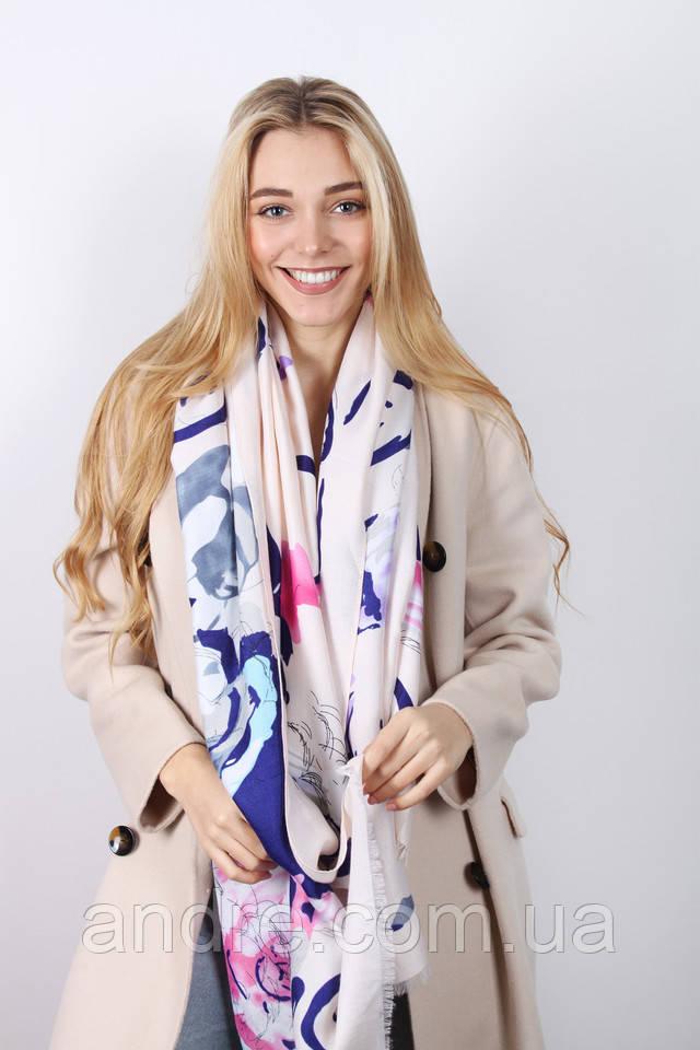 Шарфы Эвелина, фиолетовый