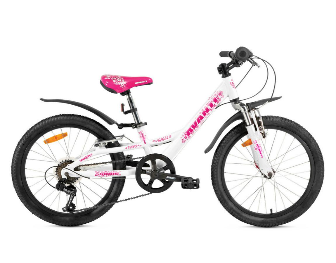 Велосипед 20 Avanti Sonic alu