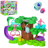 Игровой набор Хетчималс, дерево домик - игровая площадкаHatchimals, яйцо хетчималс, копия,D729