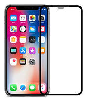 Защитное стекло 5D Iphone X/Xs (Black), фото 1