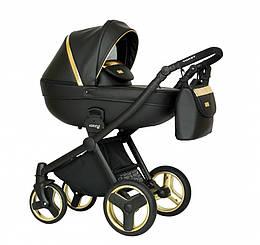 Детская коляска универсальная 2 в 1 Verdi Mirage Soft gold II (Верди Мираж, Польша)
