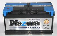 Акумулятор стартерний Plazma Expert 6СТ-100 Євро
