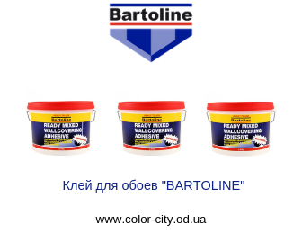 """Клей для обоев """"Bartoline"""""""