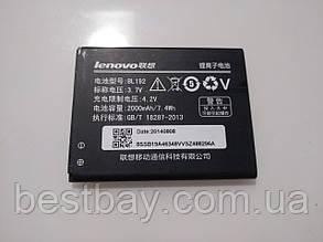 Lenovo A560 АКБ BL192