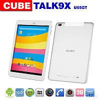 """Планшет CUBE Talk 9X 9.7"""" 3G (U65GT) 16GB Silver"""