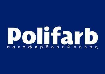 """Краски для внутренних и наружных работ """"Polifarb"""""""