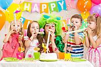 Самые популярные темы детского праздника