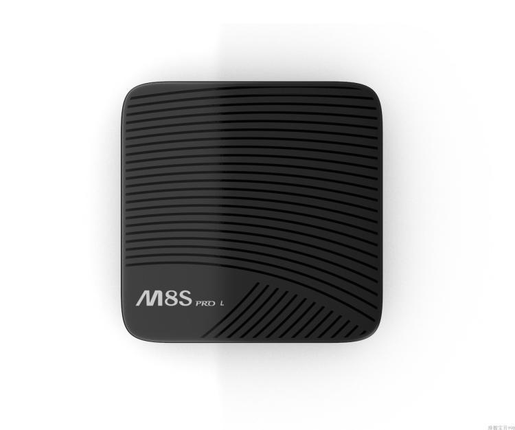Mecool M8S PRO L 3/32 | 8 ядер, S912 | Google TV | Голосове керування | Смарт ТВ Приставка