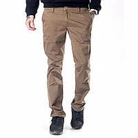 Мужские джинсы демисезонные 16-172 хаки, фото 1