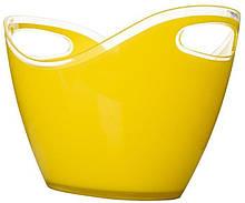 Чаша жовта для шампанського V 3300 мл (шт)