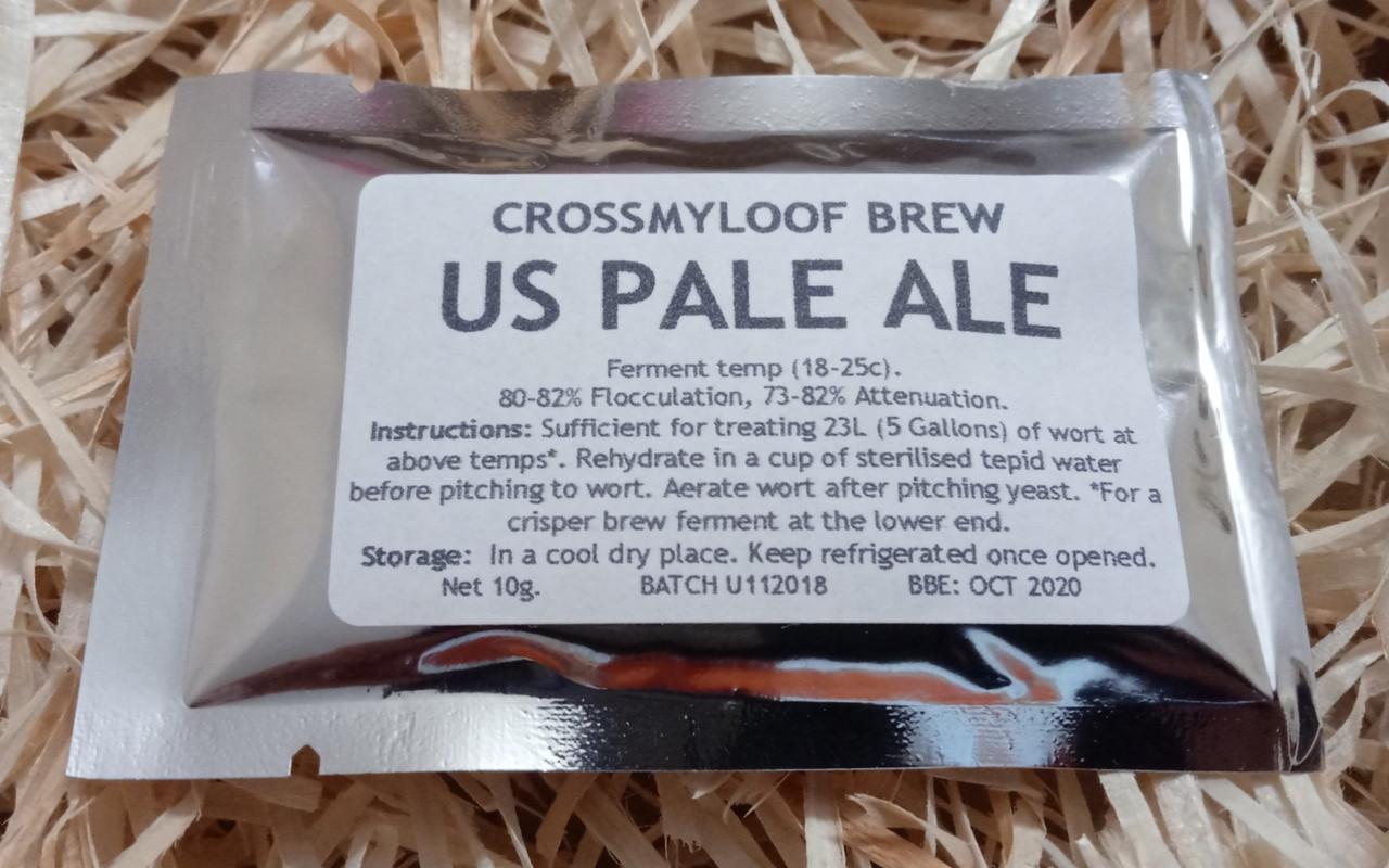 Пивные дрожжи US Pale Ale (CML)
