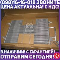 Конденсатор кондиционера SKODA SUPERB I (02-)/VW PASSAT B5 (00-) (пр-во Nissens) 94592