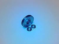 Ролик для тренажера металлический, фото 1