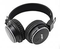 Беспроводные Bluetooth Наушники NIA Q8 с MP3 плеером и Fm
