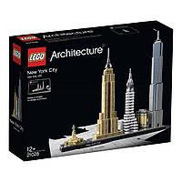 Конструктор LEGO Architecture Нью-Йорк (21028)