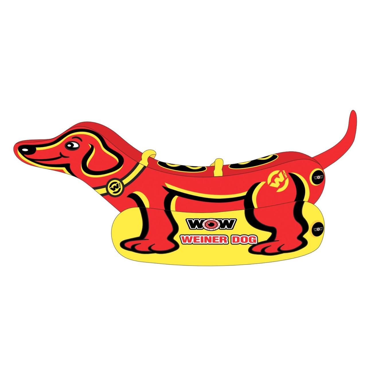 Буксируемый аттракцион WEINER DOG 2P