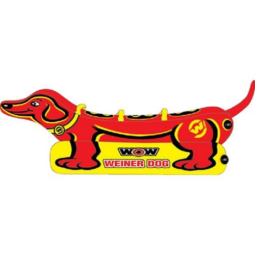 Буксируемый аттракцион WEINER DOG 3P