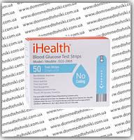 Тест-полоски iHealth (АйХелс), 50 шт., фото 1