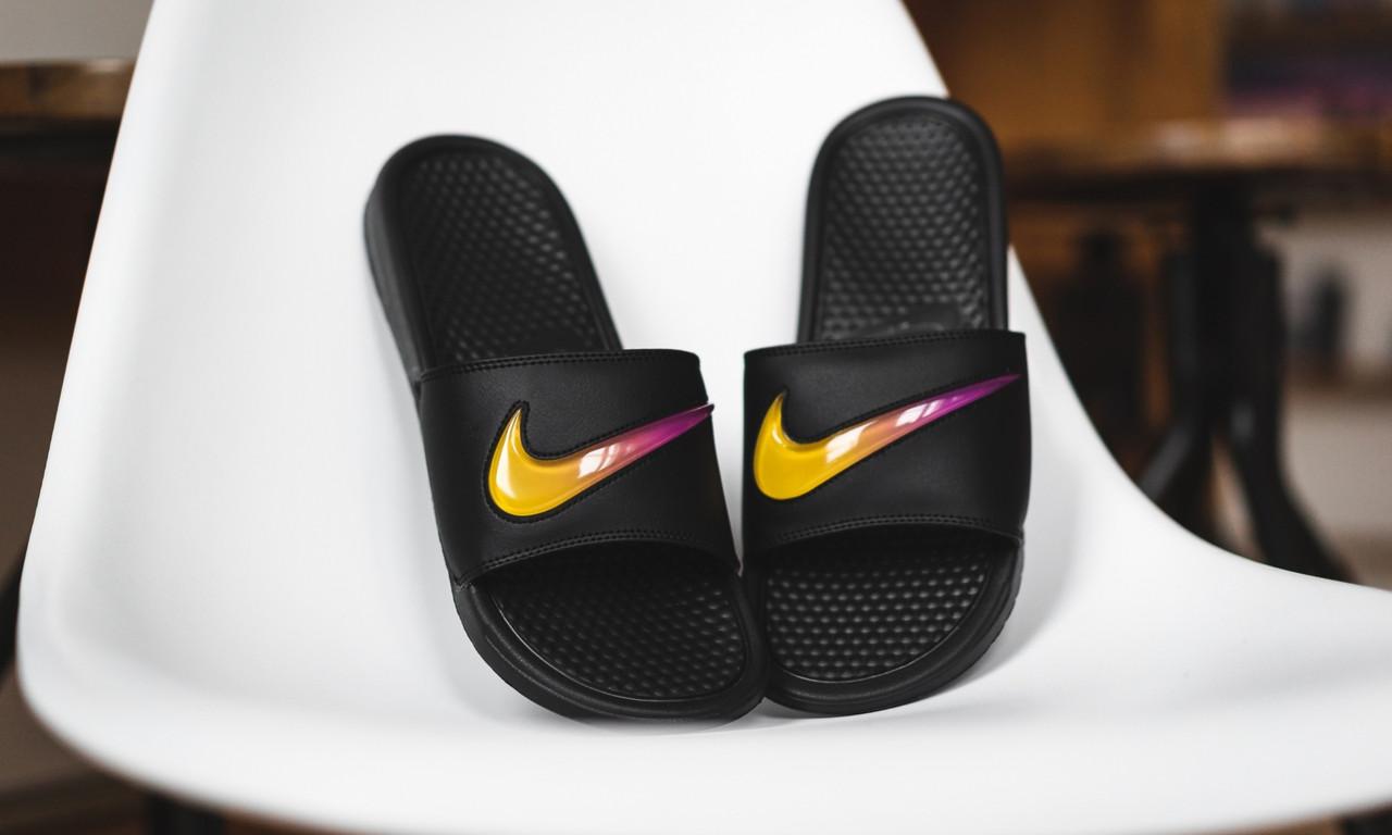 de77625b Тапочки Nike BENASSI JDI SE, цена 750 грн., купить в Днепре — Prom ...
