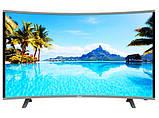 "Вигнутий телевізор SmartTV 39"" 4K UHDTV,LED, IPTV, Android,T2,WIFI, Curved TV НІМЕЧЧИНА оригінал!, фото 7"