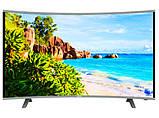 "Вигнутий телевізор SmartTV 39"" 4K UHDTV,LED, IPTV, Android,T2,WIFI, Curved TV НІМЕЧЧИНА оригінал!, фото 8"