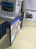 "Вигнутий телевізор SmartTV 39"" 4K UHDTV,LED, IPTV, Android,T2,WIFI, Curved TV НІМЕЧЧИНА оригінал!, фото 9"